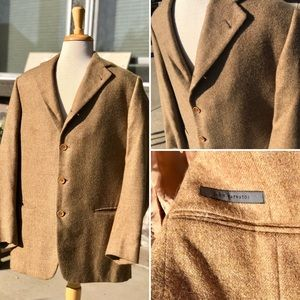John Varvatos Suits & Blazers - John Varvatos Alpaca/Wool Blend Sport Coat
